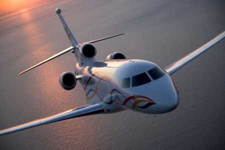 Falcon 7X Businessjet