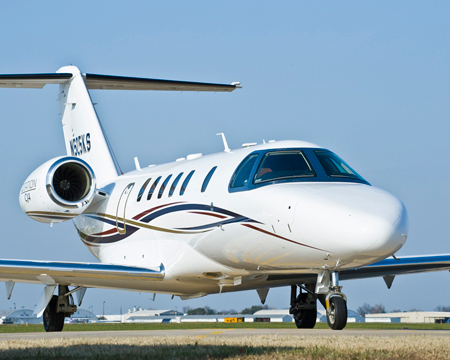 Citation CJ 4 Privatjet