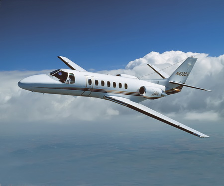 Citation III Privatjet