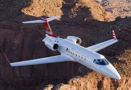 Learjet 60 Businessjet
